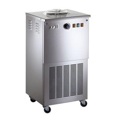 XXLselect Ijsmachine Sorbet - Sorbetiere - 12 Liter / uur - Op Wielen