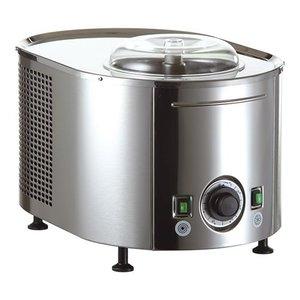 XXLselect Ijsmachine Sorbet - Sorbetiere - 3 Liter / uur