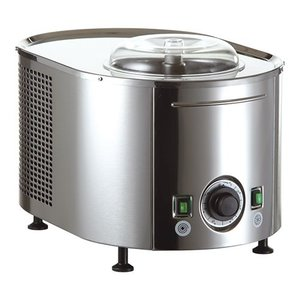XXLselect Sorbet Eismaschine - SORBETIERE - 3 Liter / Stunde