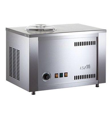 Musso Sorbet Eismaschine - SORBETIERE - 10 Liter / Stunde