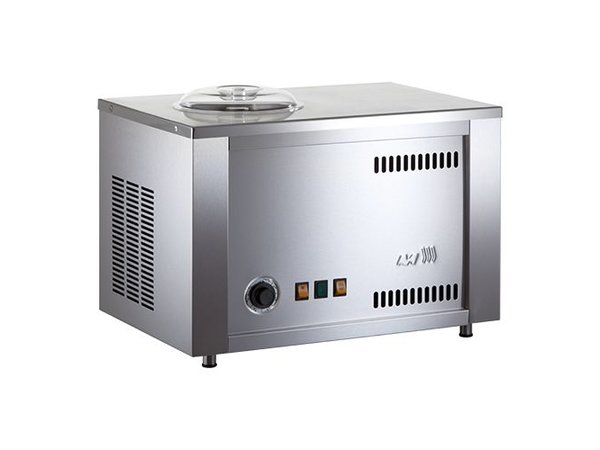 XXLselect Sorbet Eismaschine - SORBETIERE - 10 Liter / Stunde