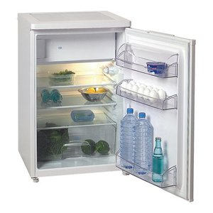 XXLselect Tabletop refrigerator with freezer - 150 Liter - 58x60x (H) 85cm