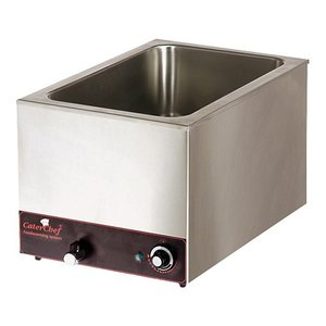 XXLselect Bain Marie | Extra Deep | 200mm Bakken | 1 / 1GN | 1200W | 610x380x (H) 290mm