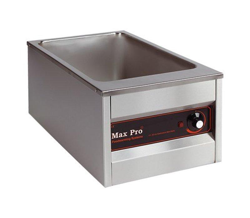 XXLselect Bain Marie Extra Deep | 20cm Baking | 1 / 1GN | 360x610x (H) 265mm