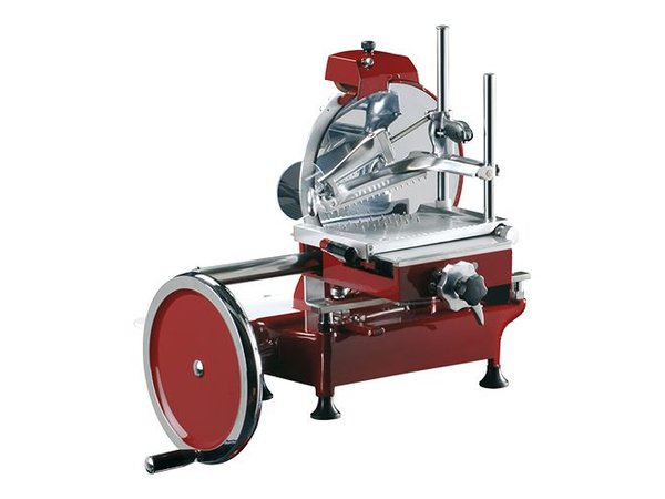 XXLselect Meat slicer Volano - Complete Manual   Ø250mm - 520x680x (H) 510mm