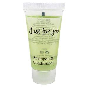 XXLselect Shampoo und Conditioner Mini Hotel - 100 Stück - 20 ml - 27g