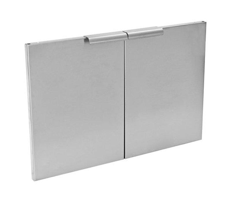 Modular Modular Double Door 60x60cm
