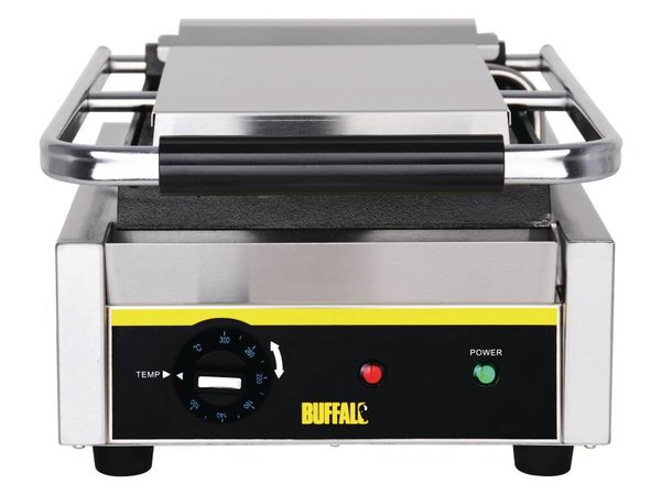 Buffalo Kontakt Grill Kleines Budget - Glatt - 29x31x (h) 29cm - 1500W