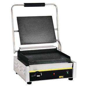 Buffalo Kontakt Grill-Budget - Smooth - 38x39x (h) 21cm - 2200W