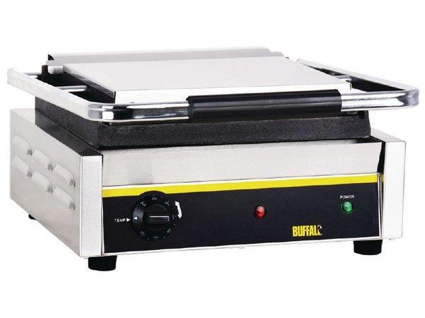 Buffalo Kontakt Grill-Budget - Glatt - 38x39x (h) 21cm - 2200W