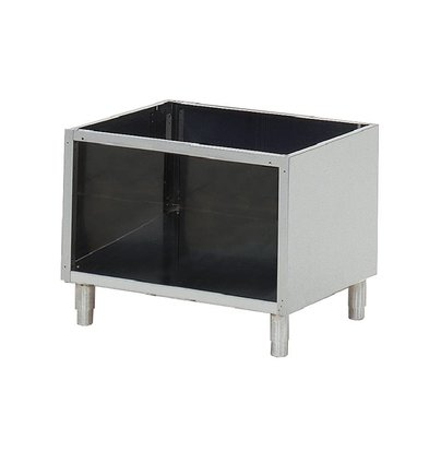Gastro M Unterschränke für Gastro 60x60 - Edelstahl - 60x49x (h) 57cm
