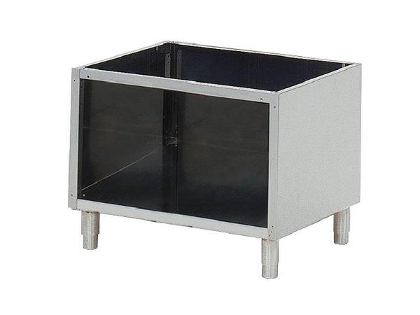 Gastro M Unterschränke für Gastro 60x60 - RVS - 60x49x (h) 57cm