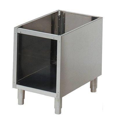 Gastro M Base cabinets for Gastro 60x30 - RVS - 30x49x (h) 57cm