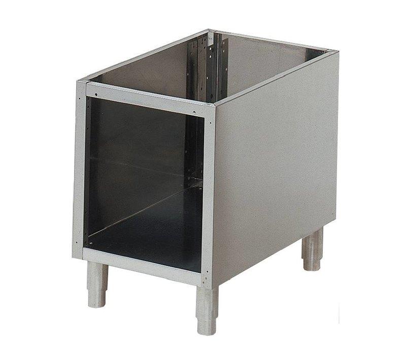 Gastro M Unterschränke für 60x30 Gastro - Edelstahl - 30x49x (h) 57cm