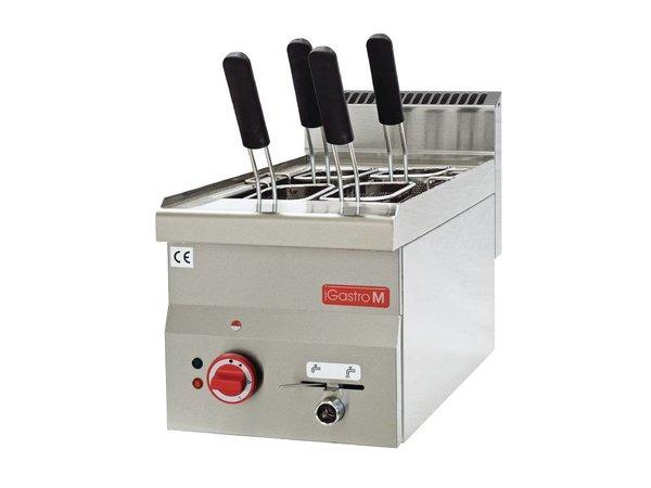 Gastro M Pasta Cooking Appliance | Stainless steel | 14 Liter | 230V | 3,0kW | 300x600x (H) 280mm