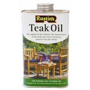 XXLselect Teak Olie - 1 Liter