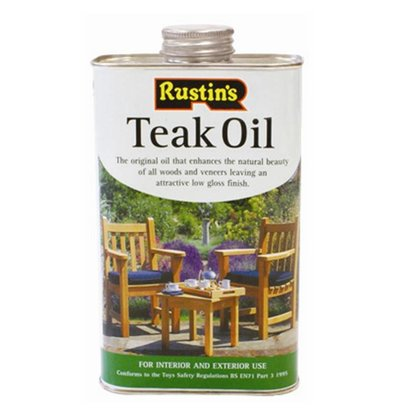 XXLselect Teak Oil - 1 Liter