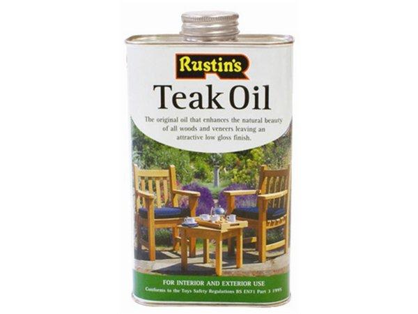 XXLselect Teak Oil - 1 Liter