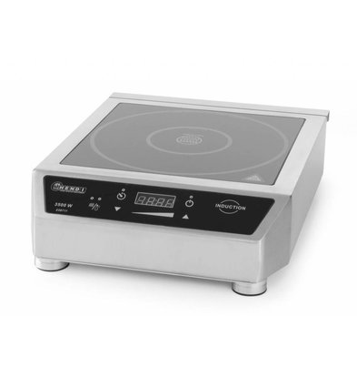 Hendi Induction Cooker digital - 3500W - 34x45x (h) 12