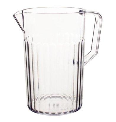 Kristallon Schenkkan ABS   0,9 Liter   Polycarbonaat   Ø101x(H)159mm