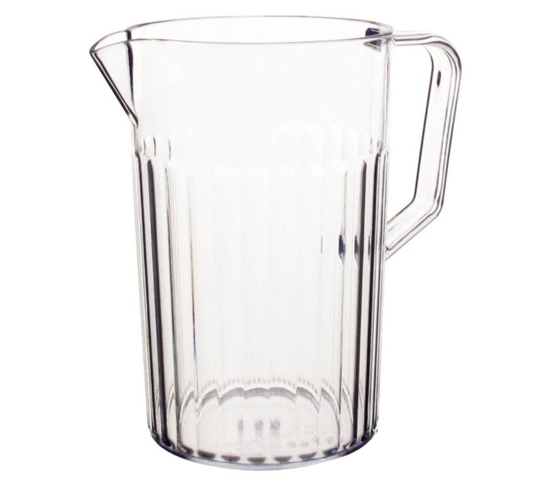 XXLselect Jug ABS | 0,9 Liter | Polycarbonat | Ø101x (H) 159mm