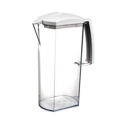 Araven Krug mit Deckel | 2 Liter | Polycarbonat | Ø110x (H) 260mm