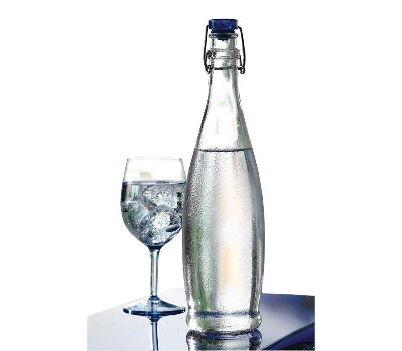 XXLselect Wasser-Flasche   1 Liter   Preis per 6 Stück   Ø90x (H) 340mm