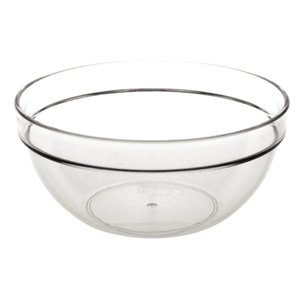 XXLselect Mixing bowl Polycarbonate / Plastic - 300ml - Ø120mm