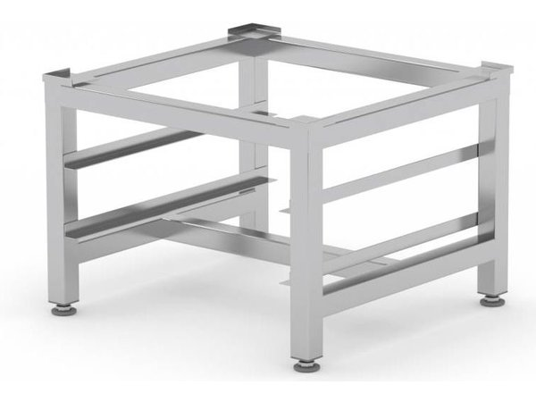 XXLselect Chassis / Bokje SS | Universal for Catering Dishwashers Racks + 2 baskets | 400mm (h)