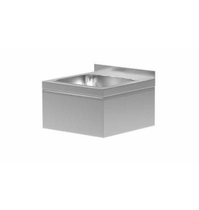 XXLselect RVS Wasbak Ingebouwd | HEAVY DUTY | (b)400mm | 295-400mm (d)