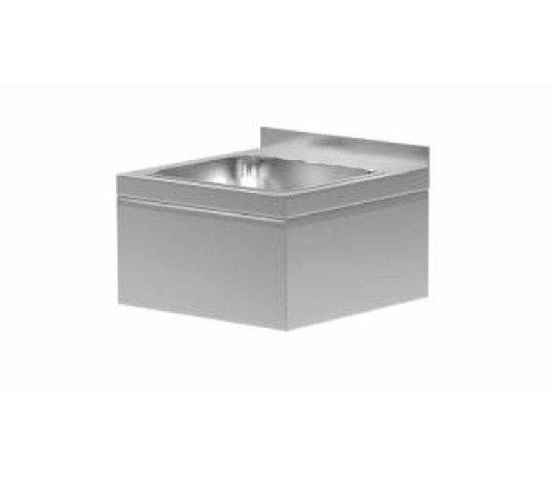 XXLselect Stainless Steel Sink Built | HEAVY DUTY | (b) 400mm | 295-400mm (d)