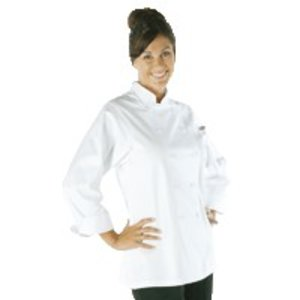 XXLselect Whites ladies tube - Long Sleeves - Available in 5 sizes - White