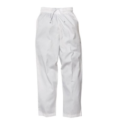 XXLselect Chef Works Easyfit Pants - Available in 6 sizes - Unisex - White