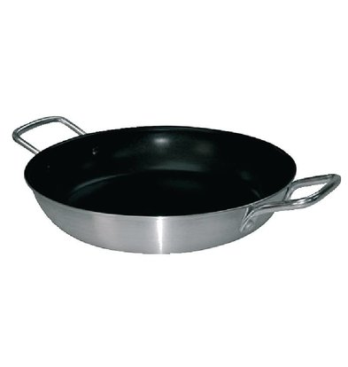 XXLselect Paella pan with two handles Aluminum Nonstick - 35cm diameter - CHOICE OF 2 DIMENSIONS