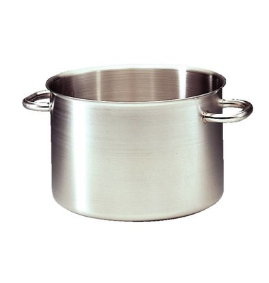 Bourgeat Casserole / Stockpot Resource Excellence - SS - 7 Liter - 150mm High - CHOICE OF 5 SIZES