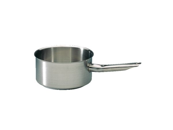 XXLselect Stainless steel saucepan Excellence - 1 Liter - CHOICE OF 5 SIZES