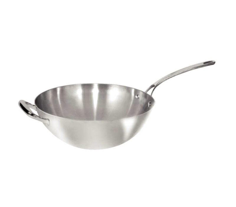 XXLselect Wok Triwall Heavy Duty - 31cm dia