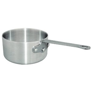 XXLselect Saucepan Aluminium - 0.7 Litre - 6 CHOICE OF SIZES