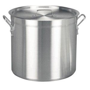 XXLselect Kookpan / Soeppan Hoog Aluminium - 18,9 Liter - KEUZE UIT 4 MATEN