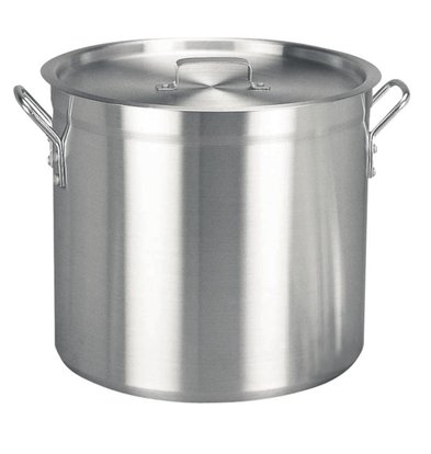XXLselect Casserole / Stockpot High Aluminum - 18.9 Liter - CHOICE OF 4 SIZES