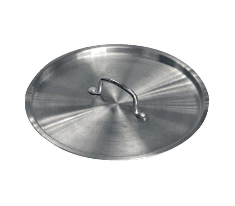 XXLselect Deksel voor Aluminium Kookpannen Middel - 25,4cm Ø