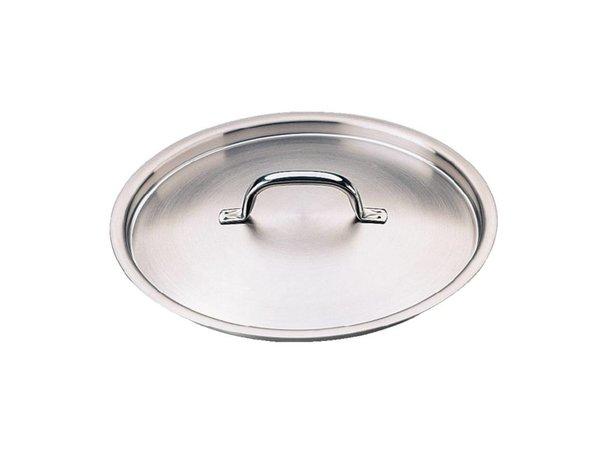 XXLselect Deckel für Edelstahl-Pfannen - 14cm Durchmesser