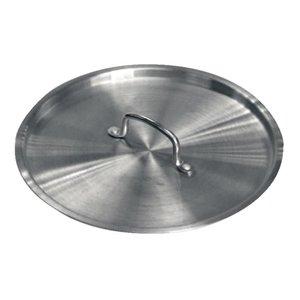 XXLselect Deksel voor Aluminium Steelpannen - 20cm Ø