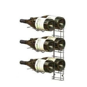 XXLselect WijnFlessenrek Presentation 6 Magnum Bottles - 3 levels