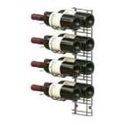 XXLselect WijnFlessenrek Presentatie 8 Flessen - 4 niveaus - 75cl