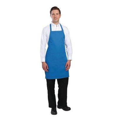 Chef Works Chef Works - Einstellbare Halter Schürze mit Taschen - 85 x 60 cm - Erhältlich in sieben Farben - Unisex