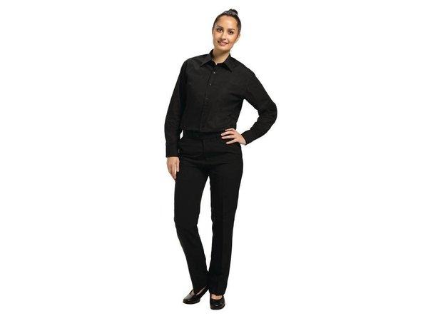 XXLselect Overhemd - Beschikbaar in zes maten - Zwart - Unisex