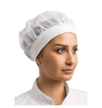 XXLselect Whites Beanie - Nylon - Universalgröße - Weiß - Damen