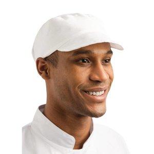 XXLselect Whites Bakers Cap - White - Universal size - Unisex