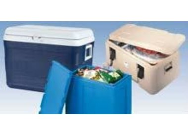 Professionelle Kühlschränke / Isothermische Behälter